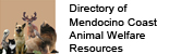 Mendocino Coast Animal Welfare Directory